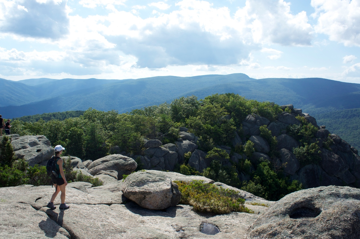 Old Rag Mountain - Shenandoah National Park, Virginia