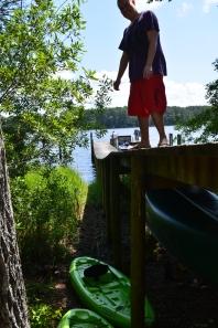 lining kayaks
