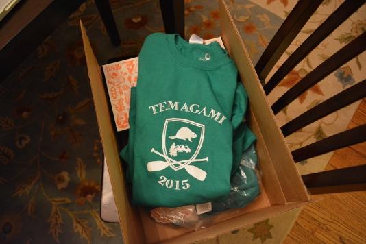 Temagami 2015 logo