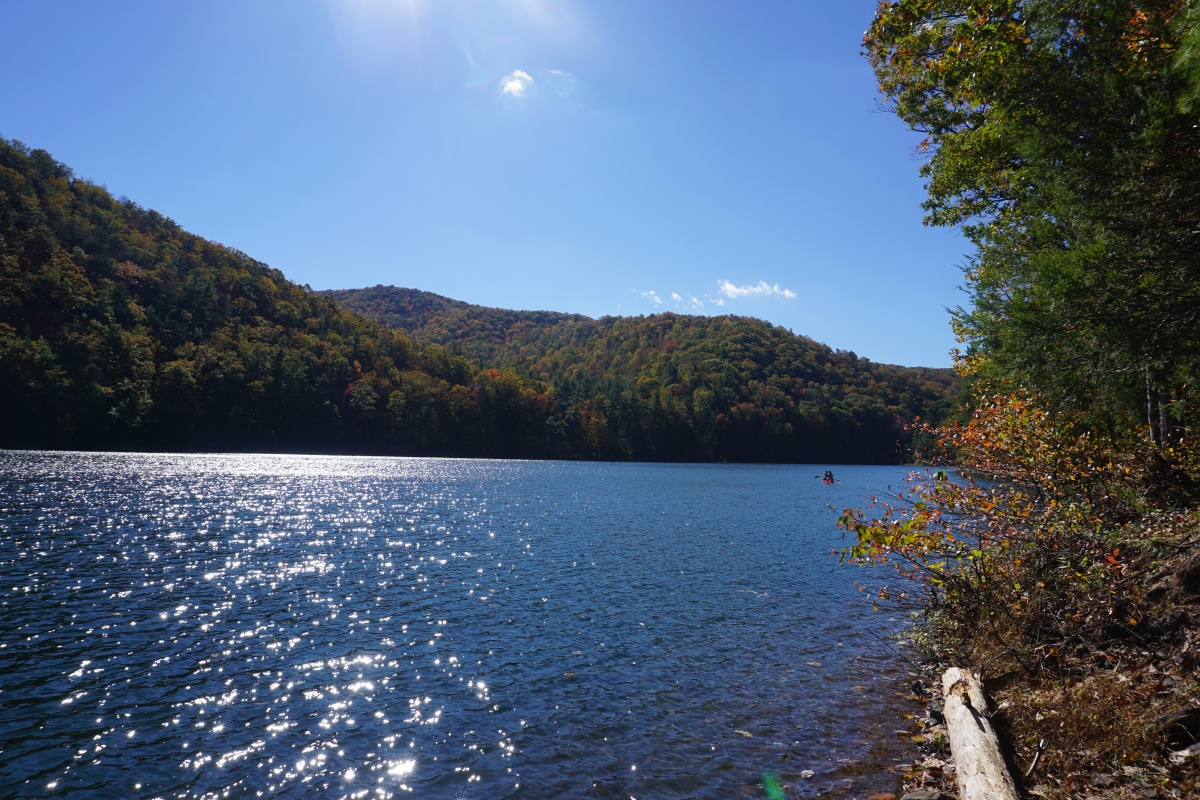 Switzer Lake - George Washington National Forest, VA