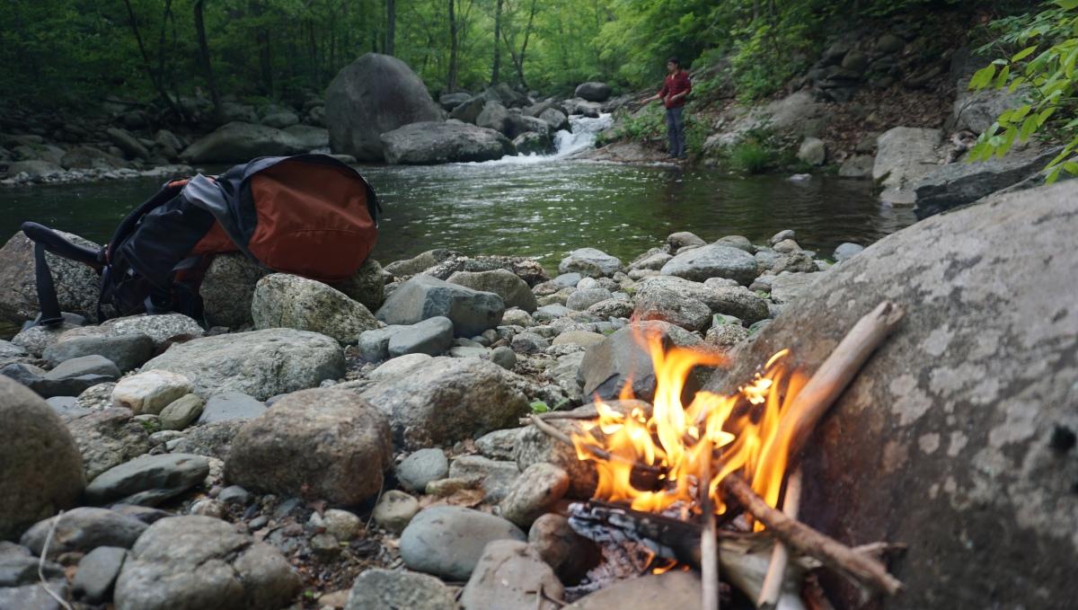 Tenkara Days - Rapidan River, Shenandoah NP