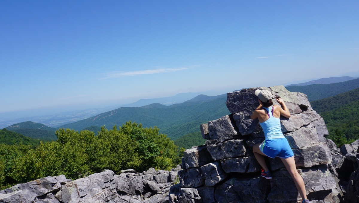 Blackrock Summit - Shenandoah National Park, VA