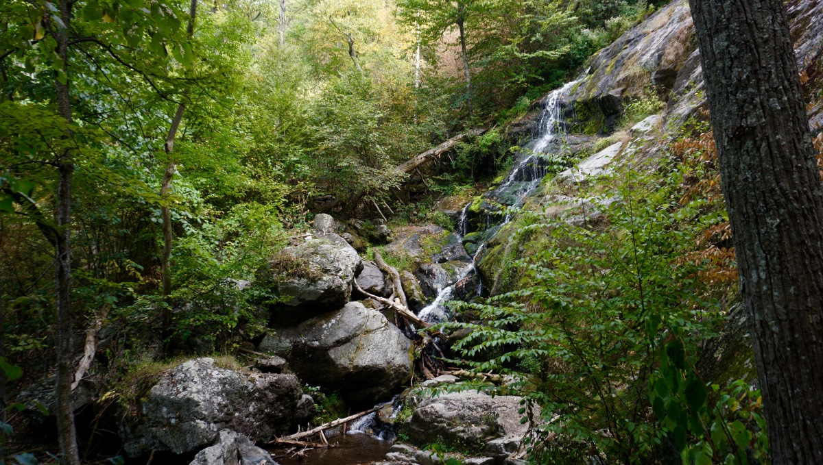Crabtree Falls/Spy Rock - Montebello, Virginia