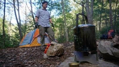 Trangia alcohol stove