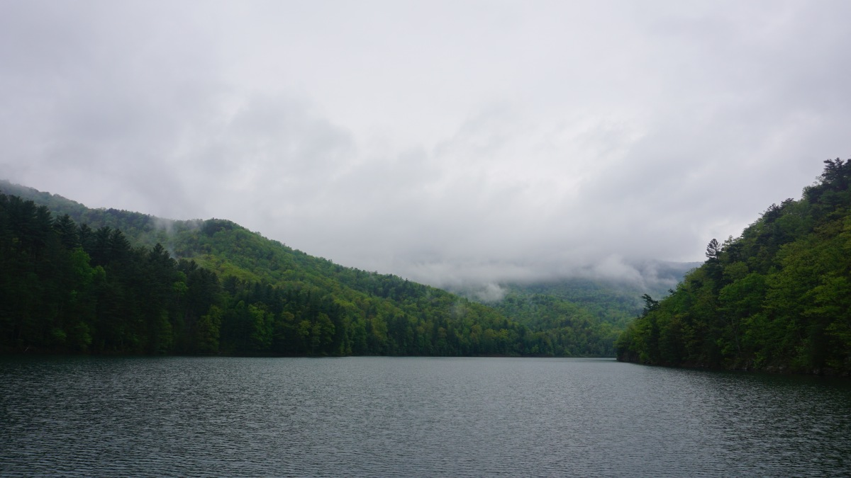 Return to Switzer Lake - George Washington National Forest, VA