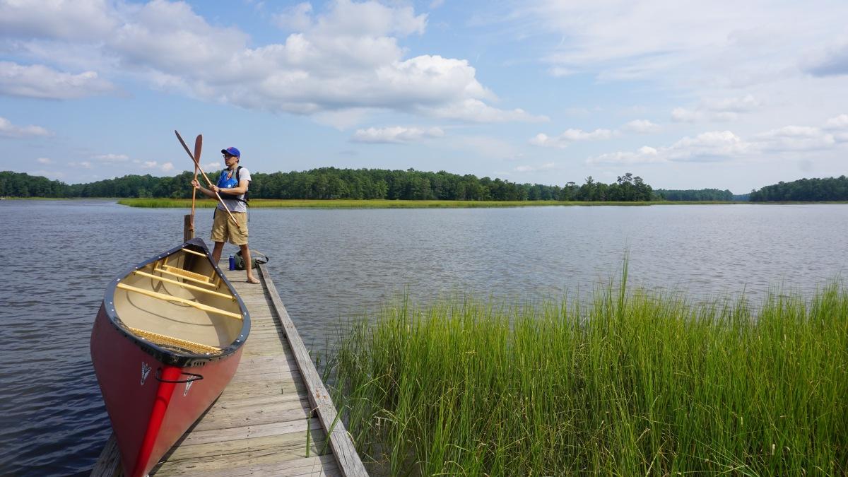 Tanyard Landing Trail, Gloucester (blueways), VA